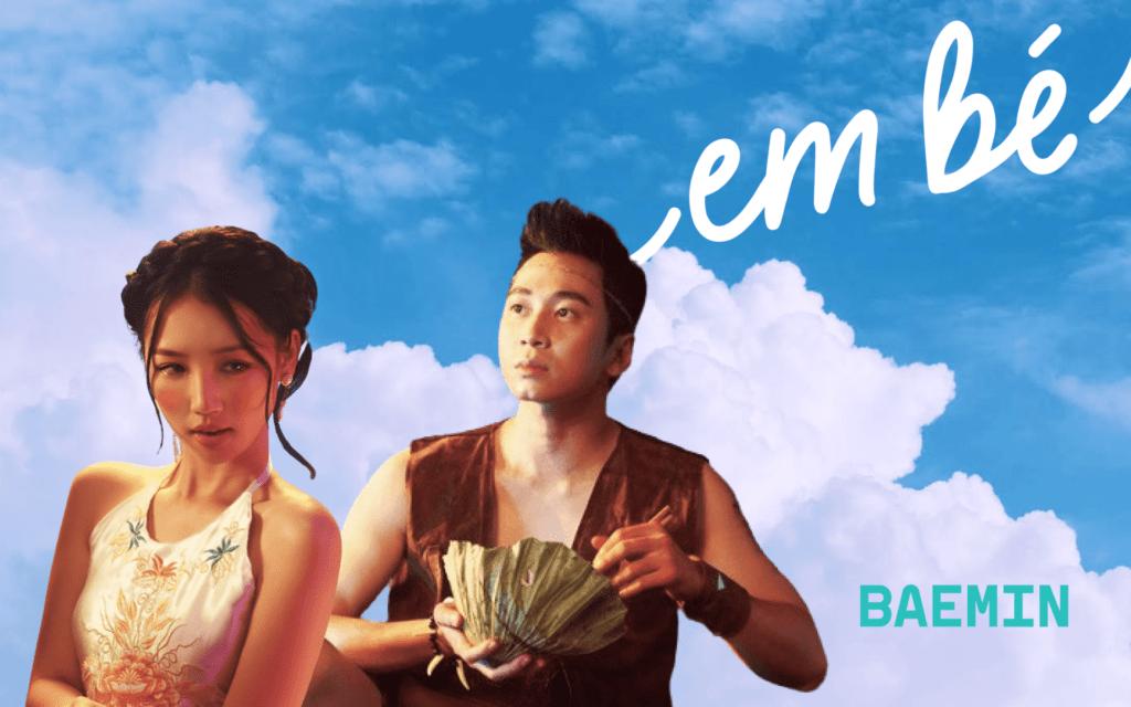 """MV """"Em bé Baemin"""" đánh dấu cột mốc 1 năm Baemin vào thị trường Việt Nam"""